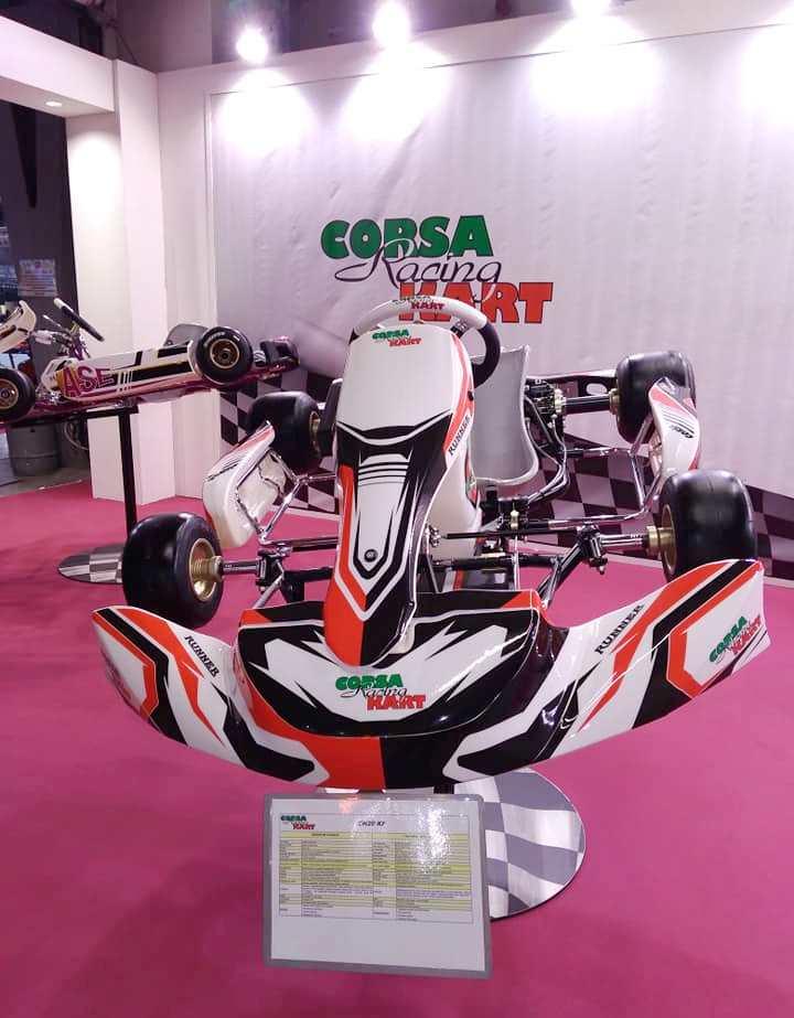 Corsa Racing Kart chassis